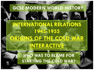 """cold war key questions and exam Containment stopped the cold war from becoming a hot one  john lewis  gaddis, a cold-war historian, is the author of """"george f kennan: an  open  markets: the question of a universal basic income  test your eq."""