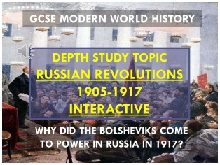 how the bolshevik revolution influenced russia essay